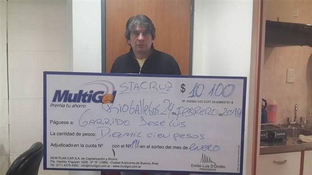 GARRIDO JOSE LUIS