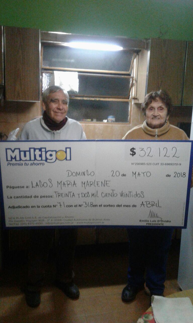 LAGOS MARIA MARLENE