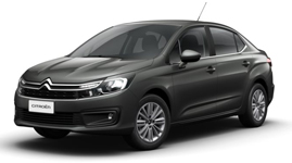 CITROEN C 4 LOUNGE 1.6 HDI FEEL PK