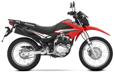 HONDA XR 150 RALLY + $75000