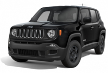 JEEP CHRYSLER RENEGADE SPORT MT / AT