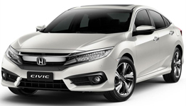 HONDA CIVIC EXL 2.0 L/17